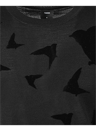 Tween Tween Kazak Siyah